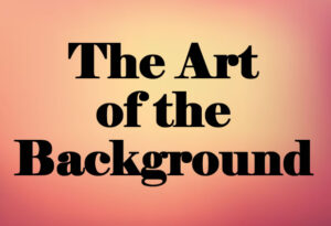 The Art of the Background -05211009 Florine Duffield
